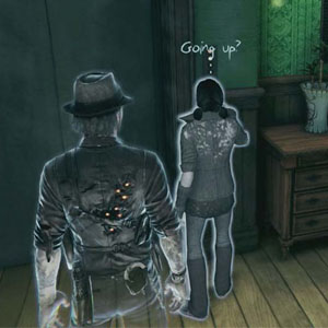 Murdered Soul Suspect PS4 - With A Fellow Ghost