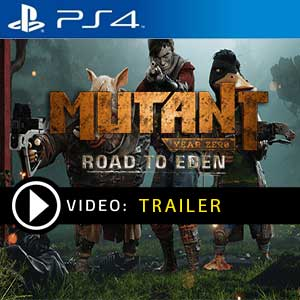 Mutant Year Zero Road to Eden PS4 Prices Digital or Box Edition