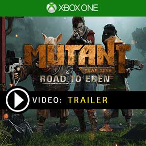 Mutant Year Zero Road to Eden Xbox One Prices Digital or Box Edition