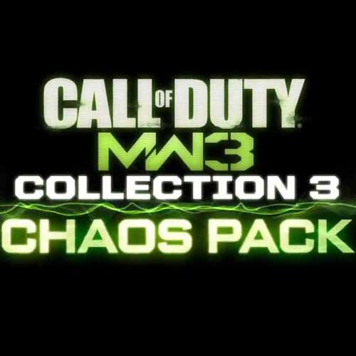 Buy Modern Warfare 3 collection 3 Chaos Pack Digital Download Compare Prices