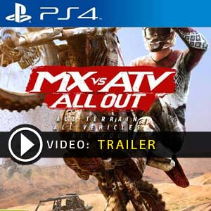 MX vs ATV All Out PS4 Prices Digital or Box Edition