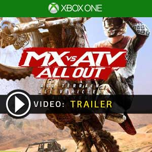 MX vs ATV All Out Xbox One Prices Digital or Box Edition