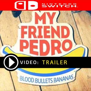 My Friend Pedro Nintendo Switch Prices Digital or Box Edition