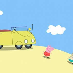 My Friend Peppa Pig Beach