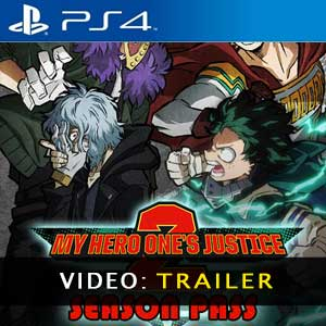 My Hero One's Justice 2 Season Pass PS4 Prices Digital or Box Edition