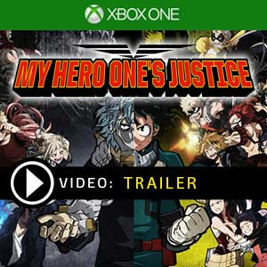 My Hero One's Justice Xbox One Prices Digital or Box Edition