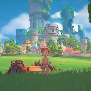 Portia castle