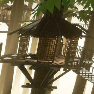 Myst Tree Houses