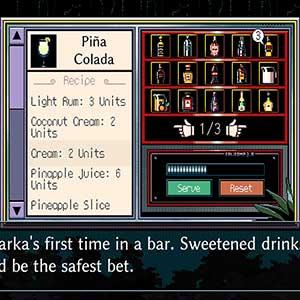 sweetend drinks