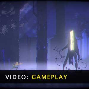 Narita Boy Gameplay Video