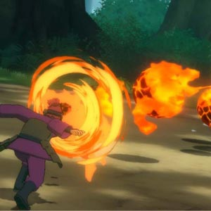 Naruto Shippuden 3 Battle