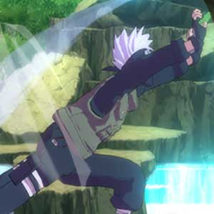 NARUTO SHIPPUDEN Ultimate Ninja STORM Legacy Kakashi and Naruto