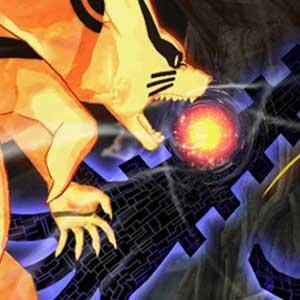 NARUTO SHIPPUDEN Ultimate Ninja STORM Legacy Kyuubi Mode