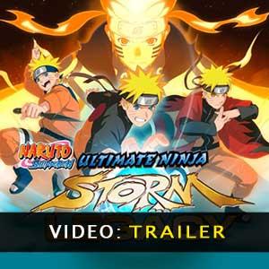 NARUTO SHIPPUDEN Ultimate Ninja STORM Legacy Trailer Video