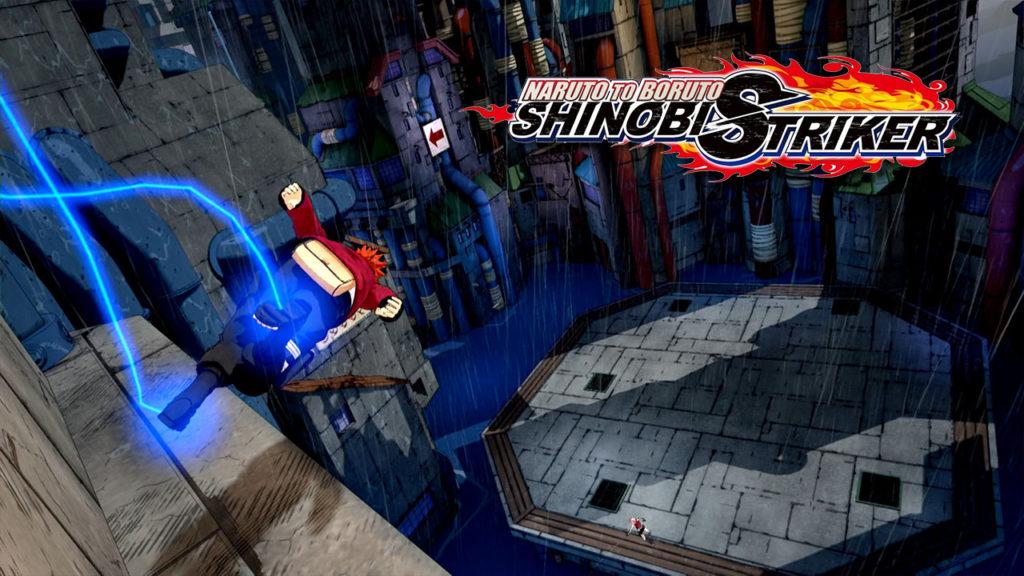 Naruto To Boruto Shinobi Striker US Release Announced