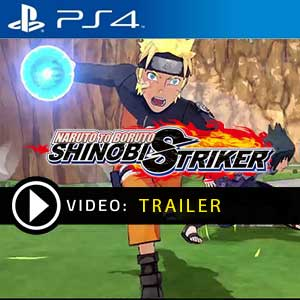 Naruto to Boruto Shinobi Striker PS4 Prices Digital or Box Edition