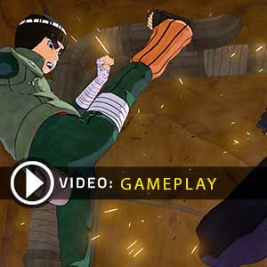 Naruto to Boruto Shinobi Striker Gameplay Video