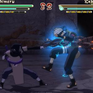 Naruto Shippuden Ultimate Ninja Storm 4 - Orochimaru VS Kakashi
