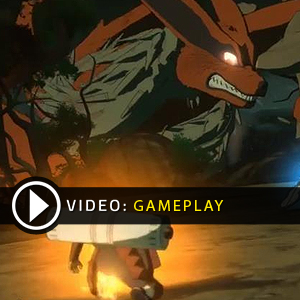 Naruto Shippuden Ultimate Ninja Storm 4 PS4 Gameplay Video