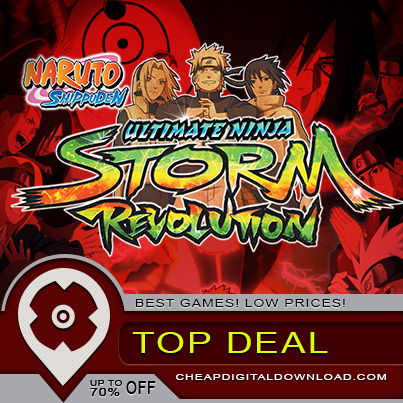 TOP DEAL: Naruto Shippuden Ultimate Ninja Storm Revolution | In Focus
