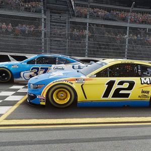 NASCAR Heat 5 - Stage