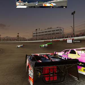 NASCAR Heat 5 - Eldora Speedway
