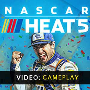 NASCAR Heat 5 Gameplay Video
