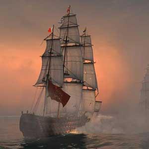 Naval Action - Santisima Trinidad In Action