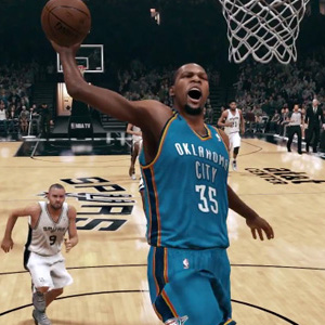 NBA 2k15 - Slam Dunk