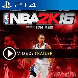 NBA 2K16 PS4 Prices Digital or Box Edition