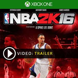 NBA 2K16 Xbox One Prices Digital or Box Edition