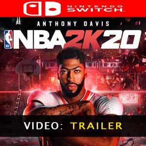 NBA 2K20 Nintendo Switch Video Trailer
