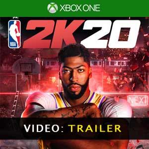 NBA 2K20 Xbox One Video Trailer