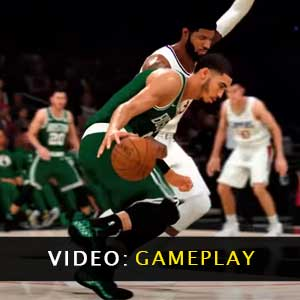NBA 2K21 gameplay video