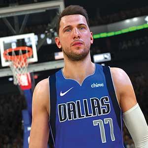 NBA 2K22 75th Anniversary Edition Loading Screen