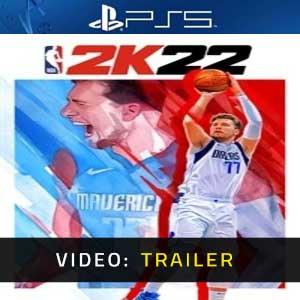 NBA 2K22 PS5 Video Trailer