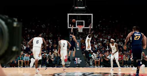 when does NBA 2K22 release?