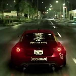 Need for Speed 2015 PS4 - Race car