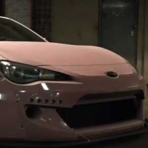 Need for Speed 2015 Customize paint