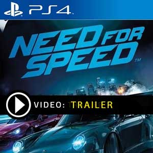 Need for Speed 2015 PS4 Prices Digital or Physical Edition