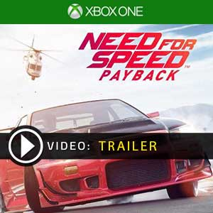 Need for Speed Payback Xbox One Prices Digital or Box Edition
