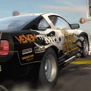 Need for Speed ProStreet : Race car
