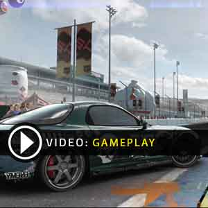 Need for Speed ProStreet Gameplay Video