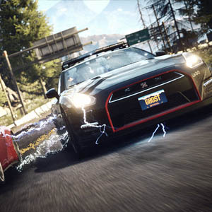 Need for Speed Rivals Enforcer Class
