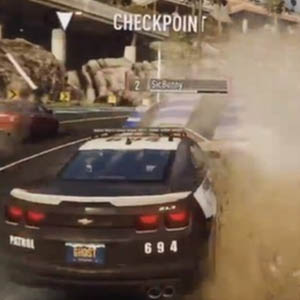 Need for Speed Rivals Battleground