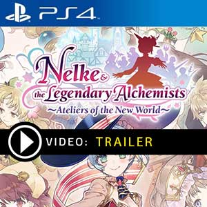 Nelke & The Legendary Alchemists Ateliers of The New World PS4 Prices Digital or Box Edition
