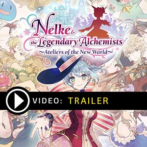 Buy Nelke & The Legendary Alchemists Ateliers of The New World CD Key Compare Prices