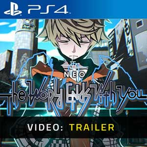 NEO The World Ends with You PS4 Video Trailer