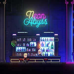 Neon Abyss Room