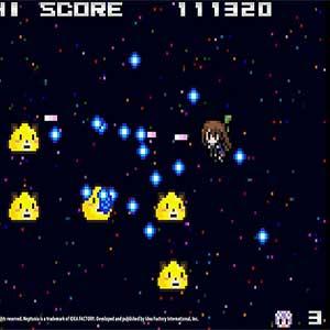8-bit space dimension ravaged